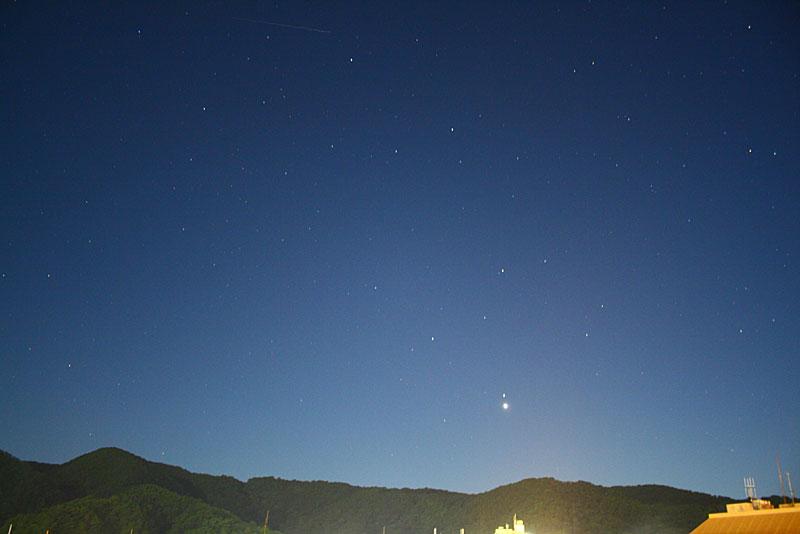 07.07金星バッチリ