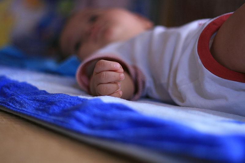 07.07赤ちゃん5ヶ月!