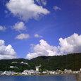 06.07名瀬湾の夏
