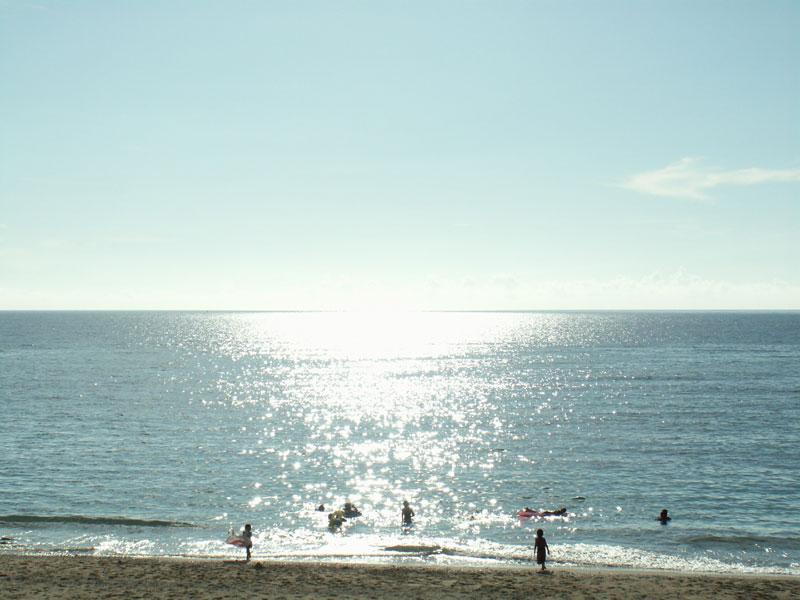 06.09晩夏の大浜