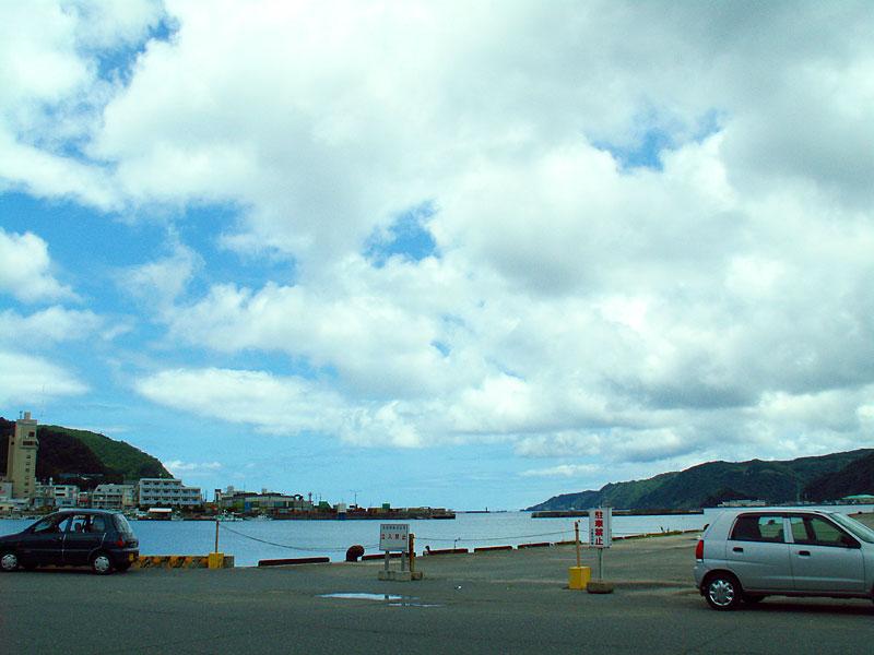 07.06梅雨明け前の名瀬湾